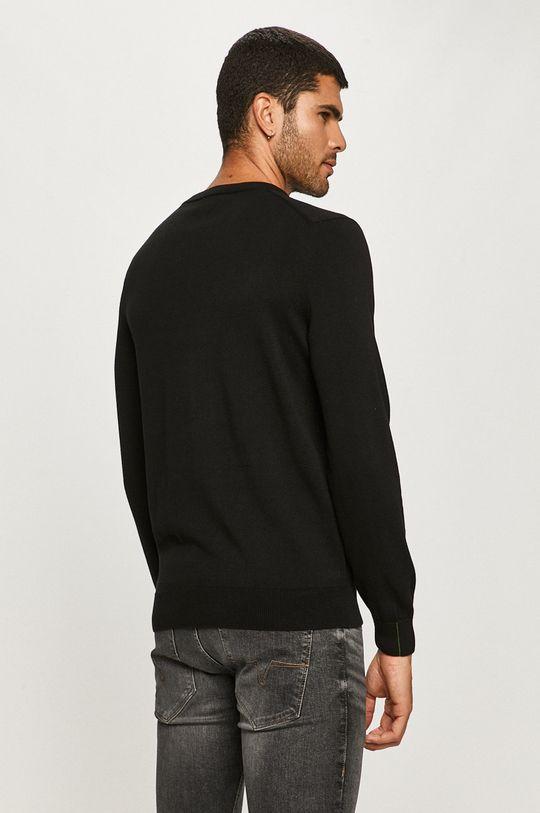 Lacoste - Sweter 100 % Bawełna