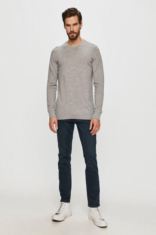 Clean Cut Copenhagen - Sweter jasny szary