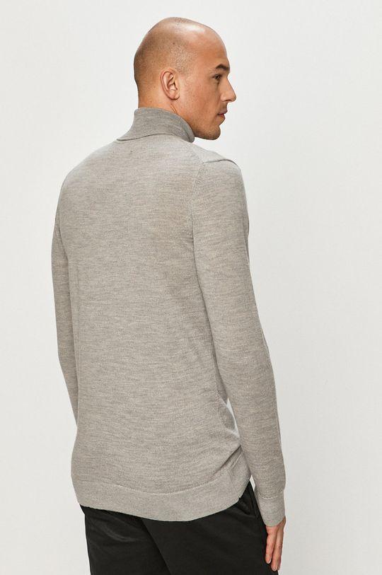 Clean Cut Copenhagen - Sweter 100 % Wełna merynosów