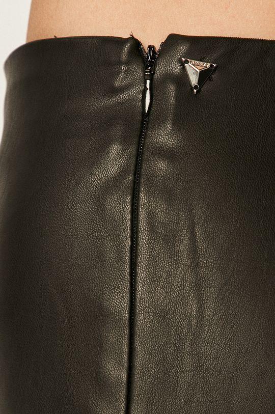 negru Guess Jeans - Pantaloni scurti