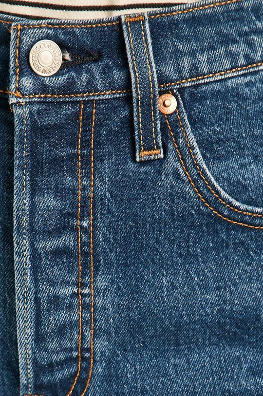 námořnická modř Levi's - Džínové šortky 501