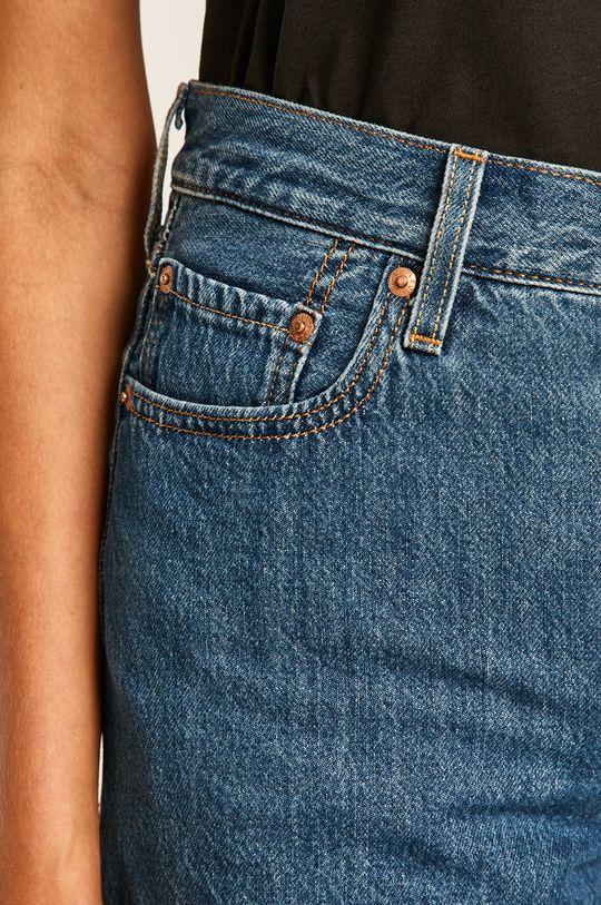 jasny niebieski Levi's - Szorty jeansowe
