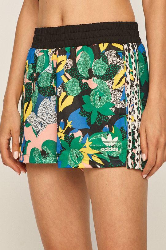 multicolor adidas Originals - Pantaloni scurti De femei