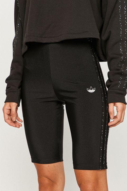 negru adidas Originals - Pantaloni scurti De femei