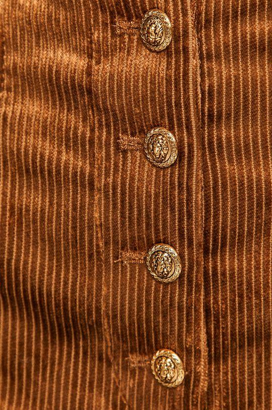 maro auriu Pinko - Pantaloni scurti