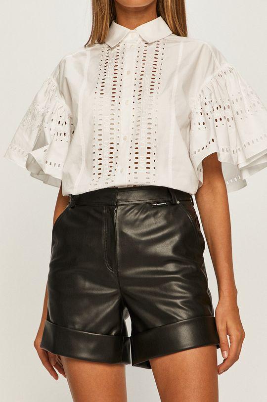 negru Karl Lagerfeld - Pantaloni scurti De femei