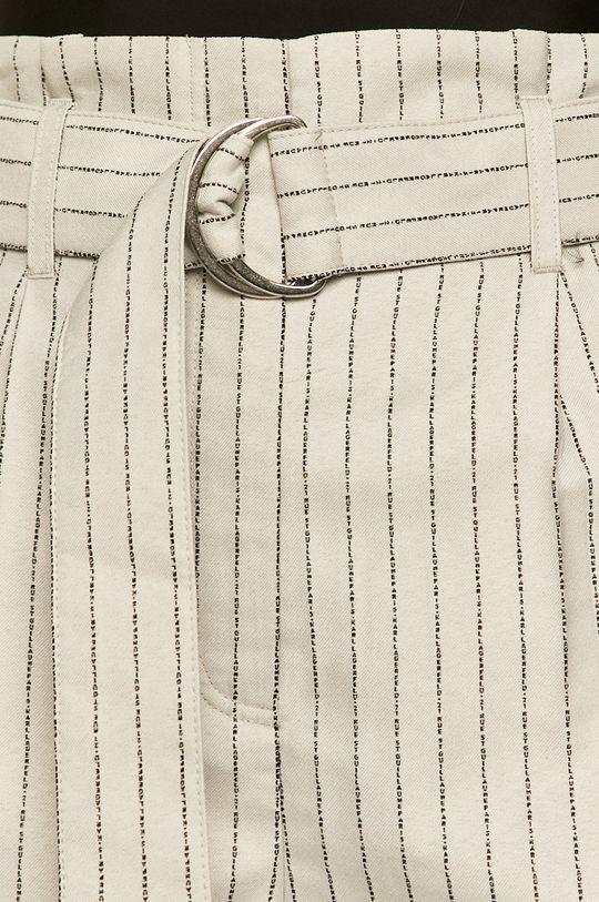 alb Karl Lagerfeld - Pantaloni scurti