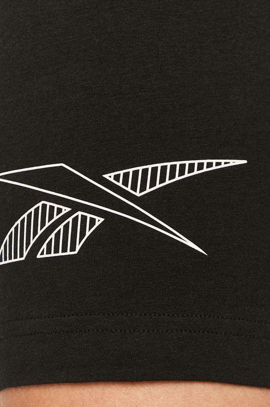 negru Reebok Classic - Pantaloni scurti