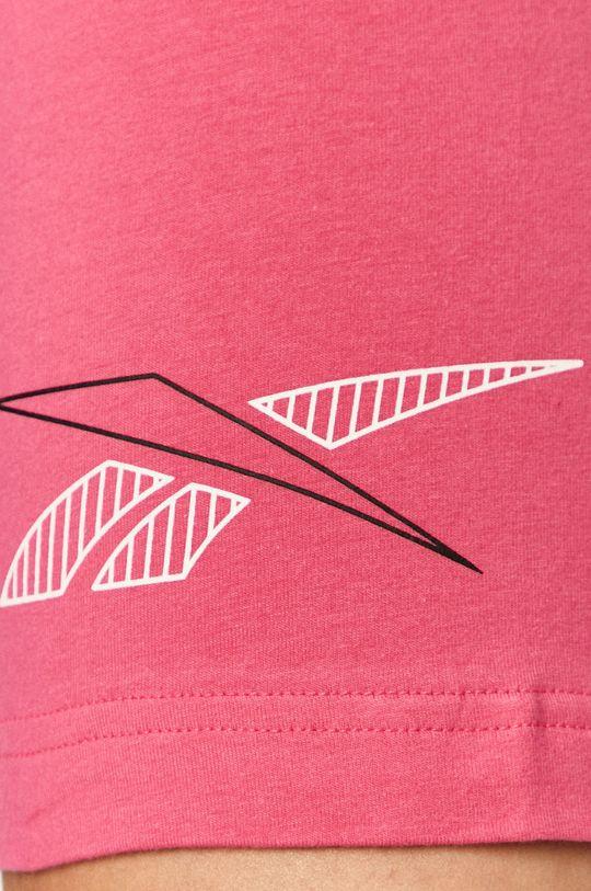 ostry różowy Reebok Classic - Szorty