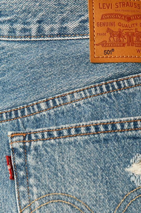 modrá Levi's - Džínové šortky