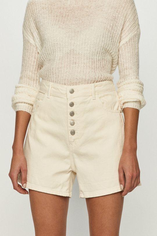 culoarea tenului Tally Weijl - Pantaloni scurti jeans De femei