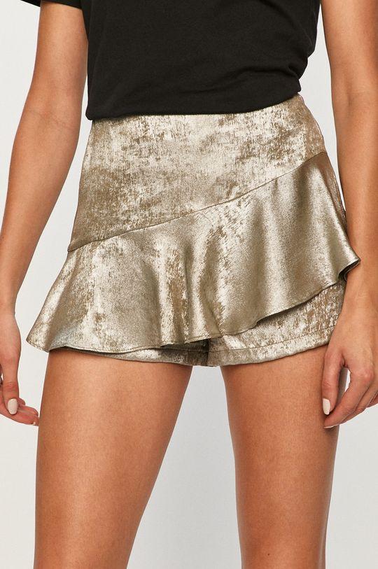 argintiu Tally Weijl - Pantaloni scurti De femei