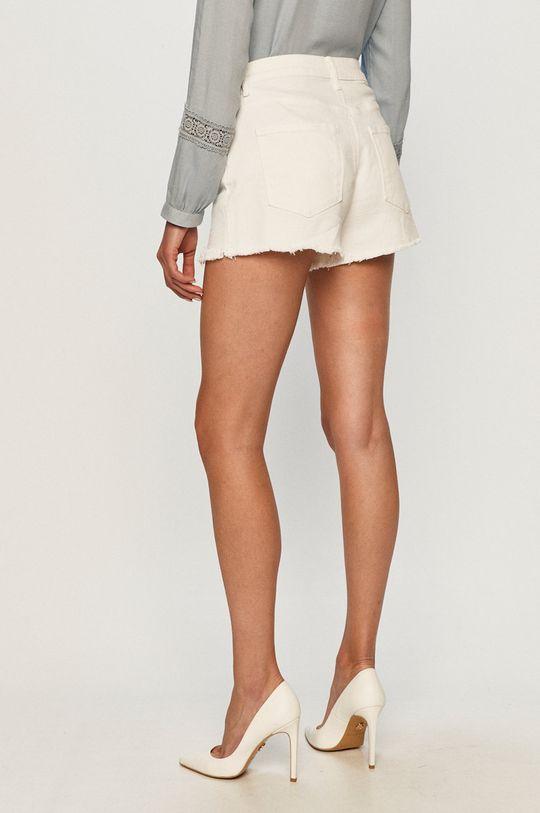 Jacqueline de Yong - Rifľové krátke nohavice  98% Bavlna, 2% Elastan