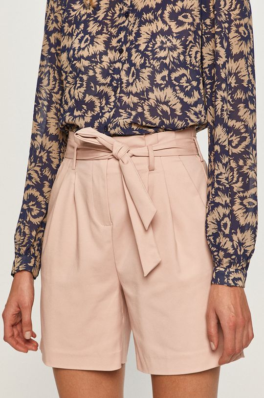 roz violet Vila - Pantaloni scurti De femei