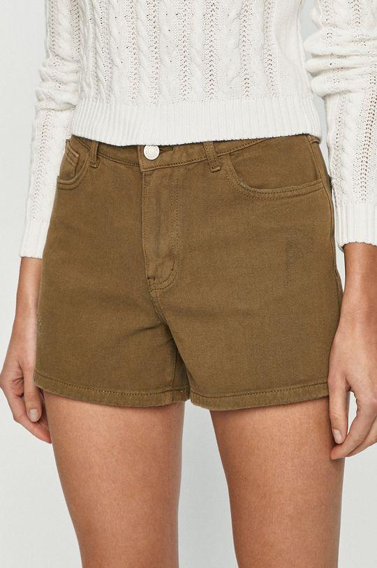 masiliniu Vila - Pantaloni scurti jeans De femei