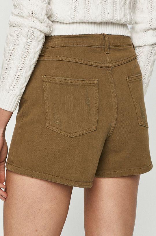 Vila - Szorty jeansowe 100 % Bawełna