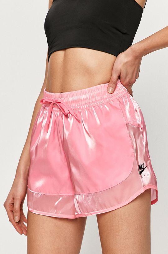 ostry różowy Nike - Szorty Damski