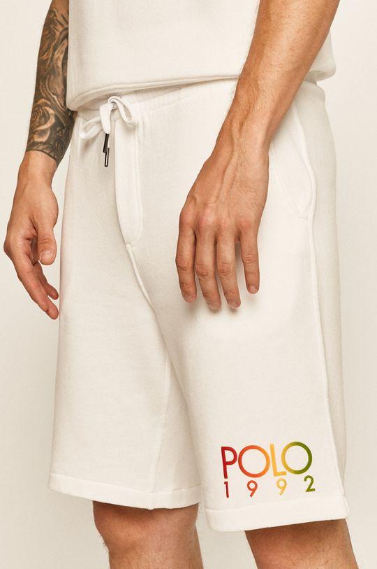bílá Polo Ralph Lauren - Kraťasy Pánský