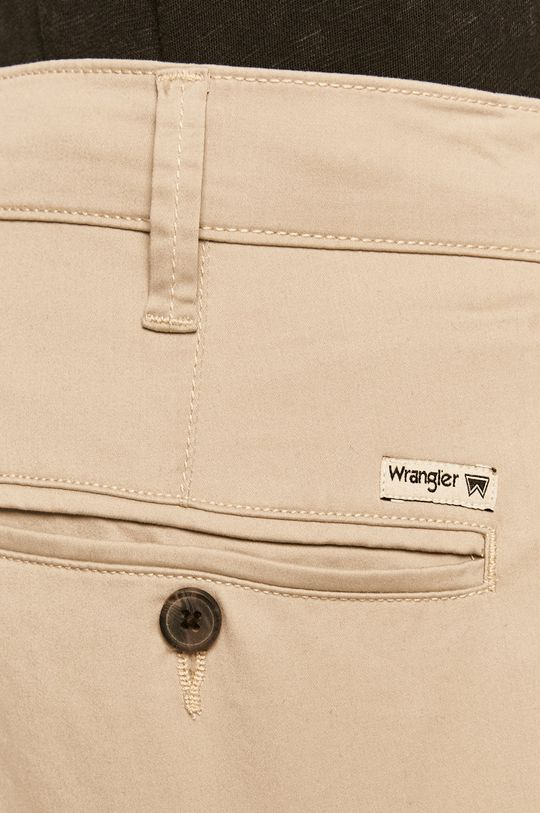 jasny szary Wrangler - Szorty