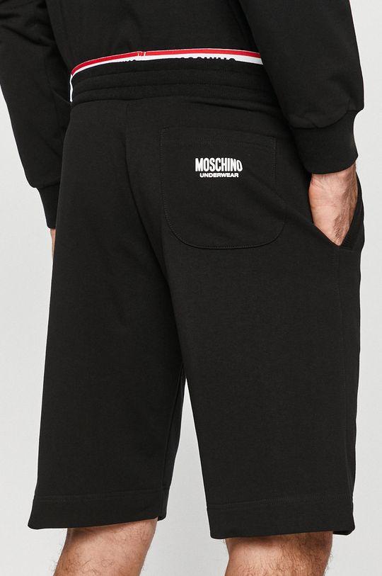Moschino Underwear - Szorty Materiał 1: 100 % Bawełna, Materiał 2: 95 % Bawełna, 5 % Elastan
