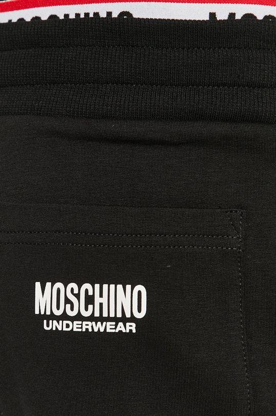 czarny Moschino Underwear - Szorty