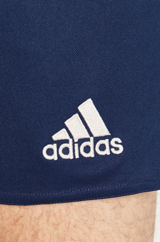 tmavomodrá adidas Performance - Šortky