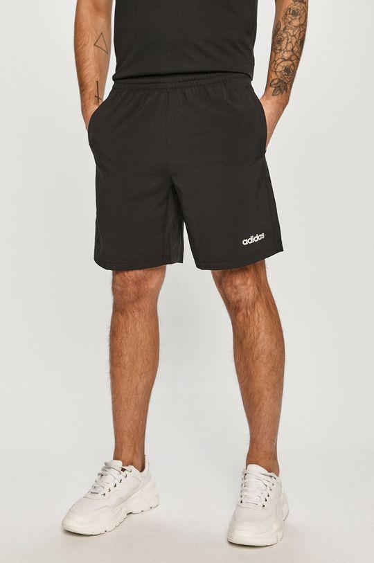 černá adidas - Kraťasy Pánský