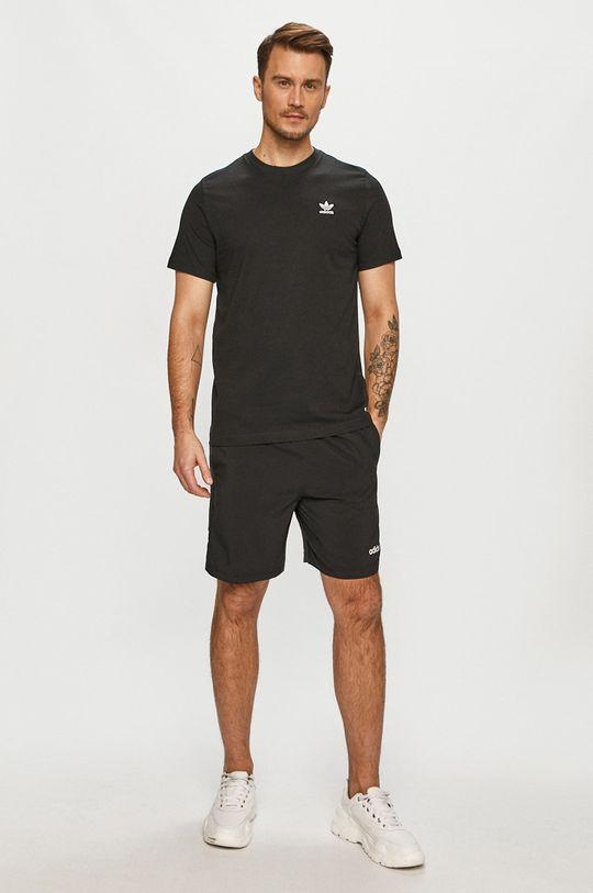 adidas - Kraťasy černá