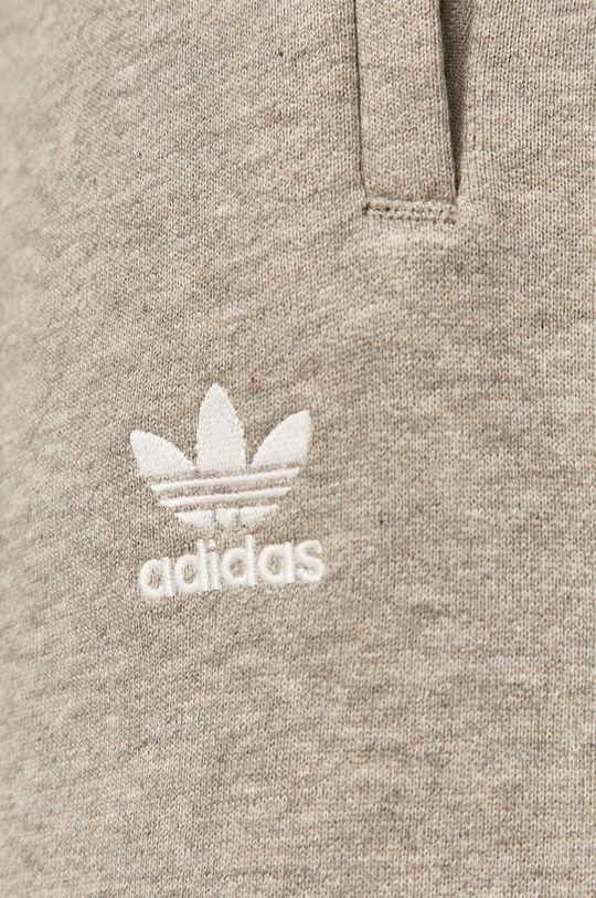 jasny szary adidas Originals - Szorty