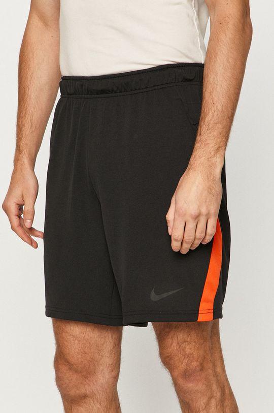 czarny Nike - Szorty Męski