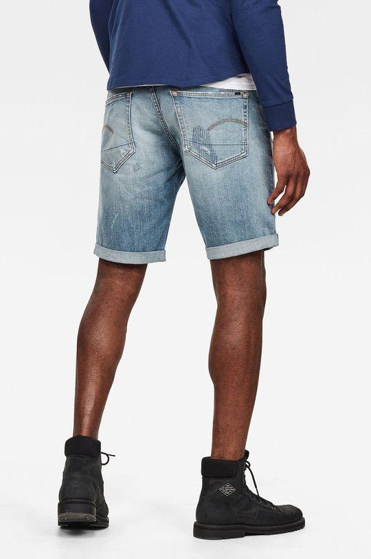 G-Star Raw - Džínové šortky modrá