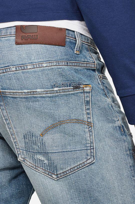 G-Star Raw - Džínové šortky  98% Organická bavlna, 2% Elastan