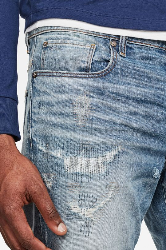 modrá G-Star Raw - Džínové šortky