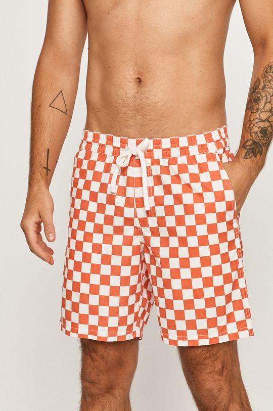 portocaliu Vans - Pantaloni scurti De bărbați