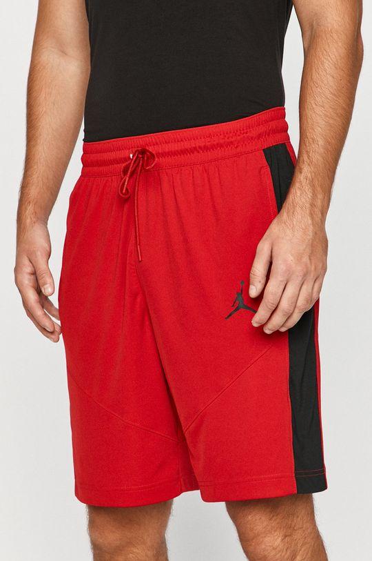 červená Jordan - Kraťasy Pánský