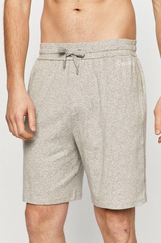 světle šedá Calvin Klein Underwear - Kraťasy Pánský