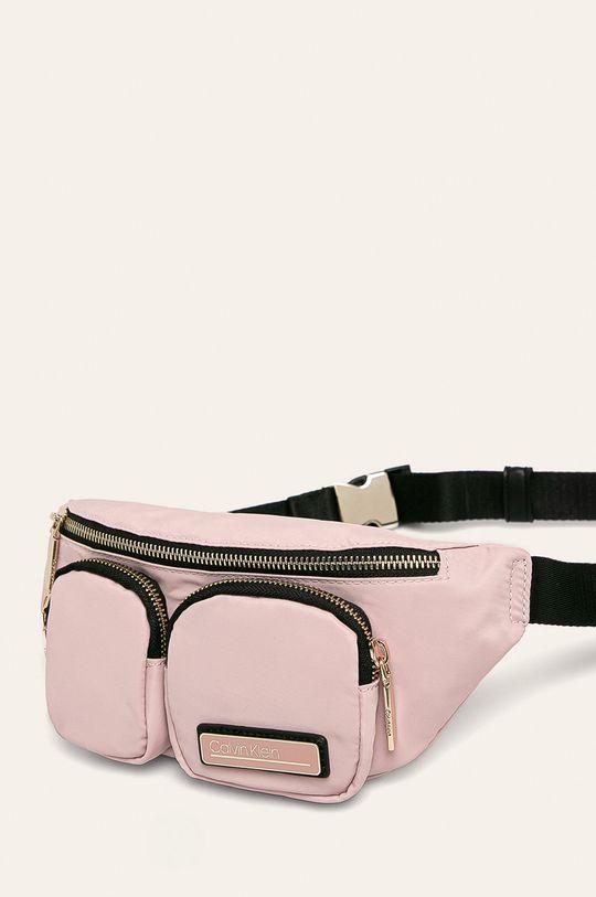 Calvin Klein - Ledvinka  80% Polyester, 20% Polyuretan