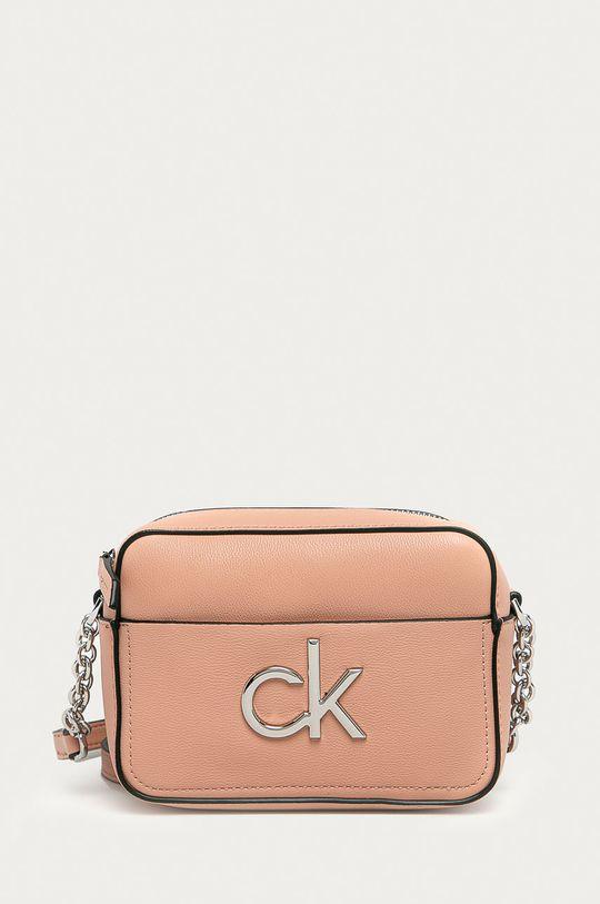 růžová Calvin Klein - Kabelka Dámský