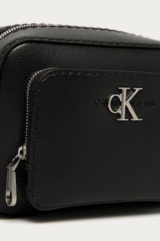 Calvin Klein Jeans - Kabelka černá