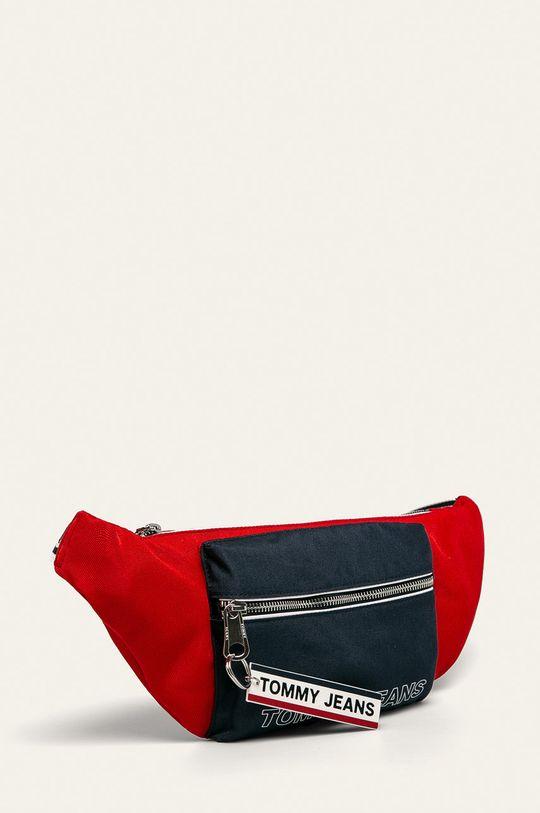 Tommy Jeans - Ľadvinka červená