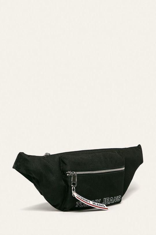 Tommy Jeans - Ledvinka černá