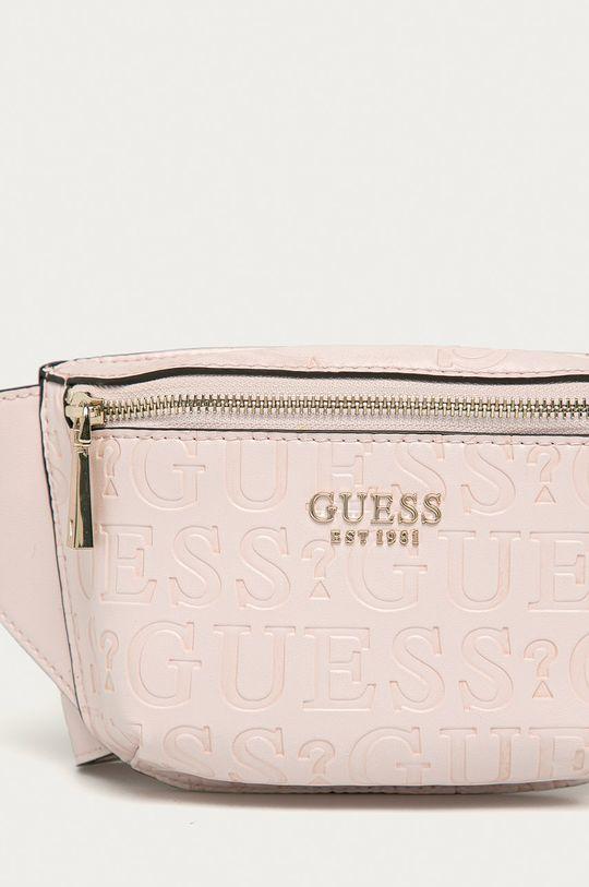 Guess Jeans - Borseta roz pastelat