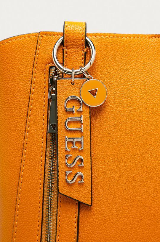 Guess Jeans - Kabelka oranžová