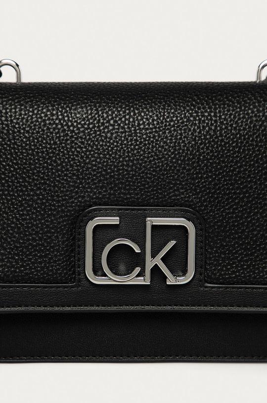 Calvin Klein - Torebka Materiał syntetyczny