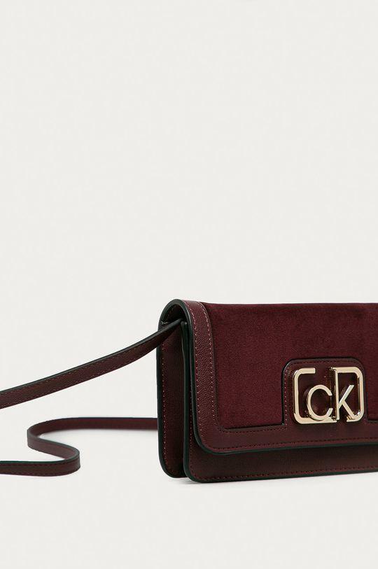 Calvin Klein - Kabelka  20% Polyester, 80% Polyuretan