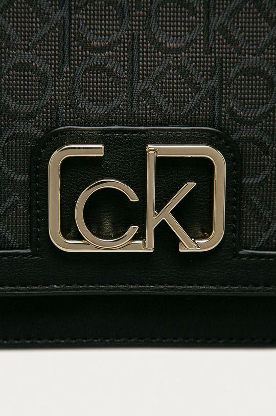 Calvin Klein - Torebka 20 % Poliester, 80 % Poliuretan