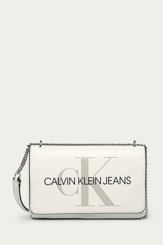 bílá Calvin Klein Jeans - Kabelka Dámský
