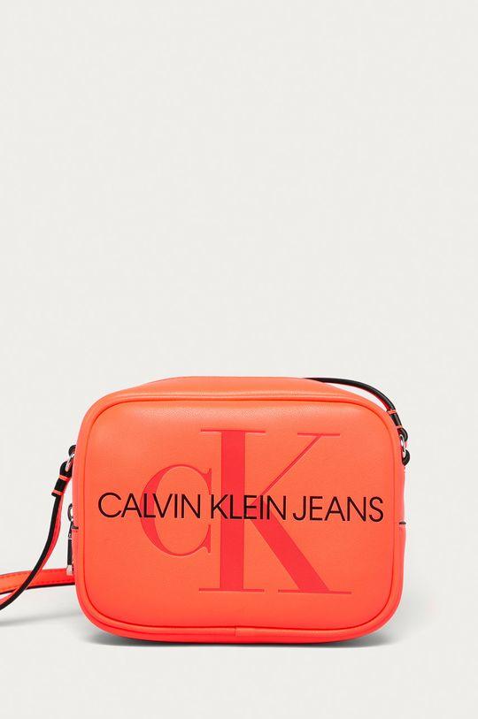 czerwony róż Calvin Klein Jeans - Torebka Damski