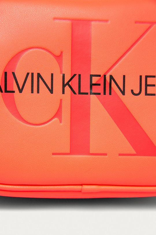 Calvin Klein Jeans - Torebka czerwony róż