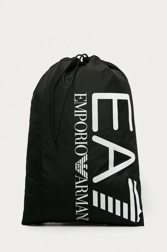 černá EA7 Emporio Armani - Batoh Dámský